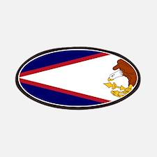 American Samoa Flag Patch