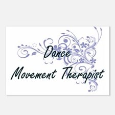 Dance Movement Therapist Postcards (Package of 8)
