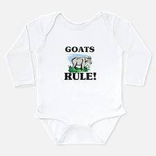 Unique Breeding Long Sleeve Infant Bodysuit
