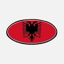 Albania - Albanian Flag Patch