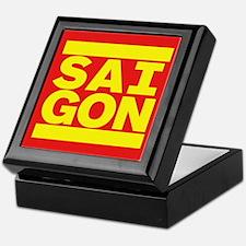 SAIGON Keepsake Box