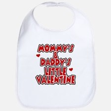 Unique Valentines Bib