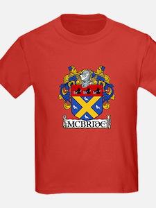 McBride Coat of Arms T