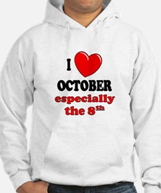 October 8th Hoodie