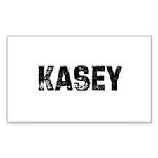 Kasey Rectangle Decal