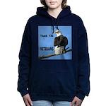 Thanks Veterans Women's Hooded Sweatshirt