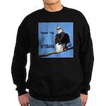 Thanks Veterans Sweatshirt