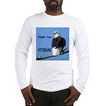 Thanks Veterans Long Sleeve T-Shirt