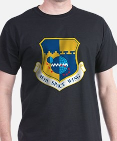 45th Space Wing Crest T-Shirt