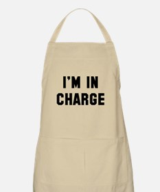 I'm in charge Apron