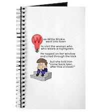 Wee Willie Winkie Journal