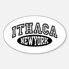 Ithaca New York Decal