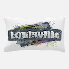 Louisville Design Pillow Case