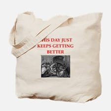 rotten day Tote Bag