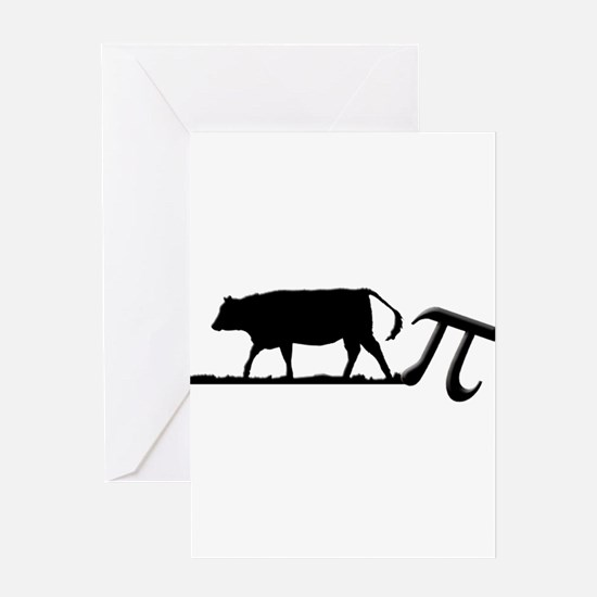 Cow Pie Greeting Cards