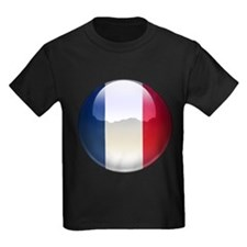 France Flag Jewel T
