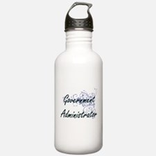 Government Administrat Water Bottle