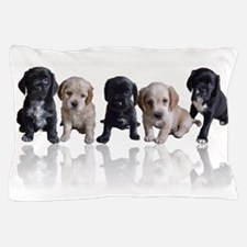 Cocker Spaniel Puppies Pillow Case