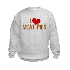 Natchitoches Meat Pies Sweatshirt