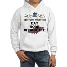 Funny New Year's Resolution Hoodie