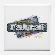 Paducah Design Tile Coaster