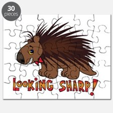 Looking Sharp Porcupine Puzzle