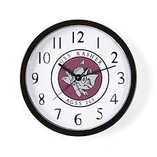 USS Rasher (AGSS 249) Wall Clock