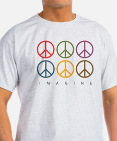 Cute Healing religion beliefs peace T-Shirt
