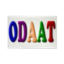 Odaat Rectangle Magnet