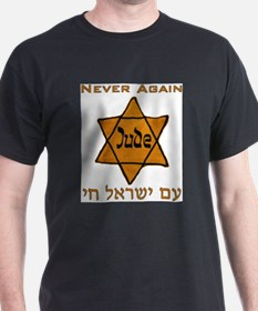 Unique Star of david T-Shirt