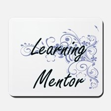 Learning Mentor Artistic Job Design with Mousepad