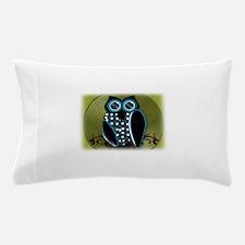 Rockin' Owl Around Pillow Case