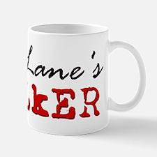 Jessie Lane Stalker Red 2 Mugs