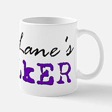 Jessie Lane Stalker Purple 2 Mugs