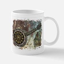 Steampunk Banjo Mugs