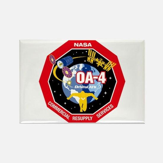 NASA OA-4 Rectangle Magnet