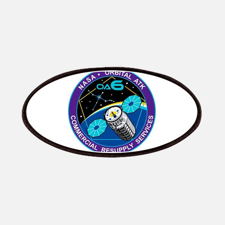 NASA OA-6 Patch
