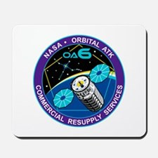 NASA OA-6 Mousepad