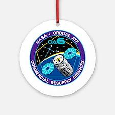 NASA OA-6 Round Ornament