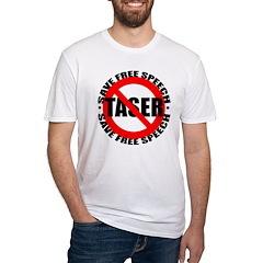 Say No to Tasers Shirt