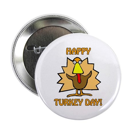 """Thanksgiving 2.25"""" Button (10 pack)"""