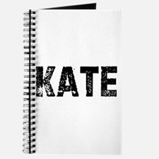 Kate Journal