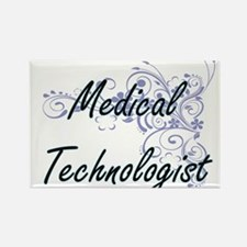 Medical Technologist Artistic Job Design w Magnets
