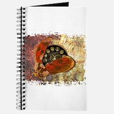 Steampunk Ladybug Journal