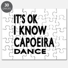 It is ok I know Capoeira dance Puzzle