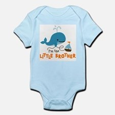 Funny Whale kid Infant Bodysuit