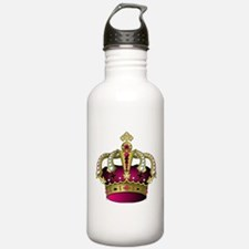 Funny Crown royal Water Bottle