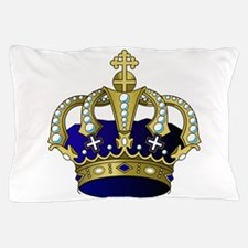 Cute Crown Pillow Case