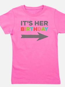 Funny 2nd birthday girl Girl's Tee