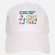 Flamingo Happy Hour Baseball Baseball Baseball Cap